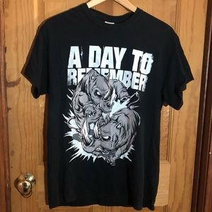A Day To Remember Band Tee